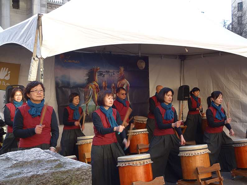 TAIWANfest Performance - Dharma Drum Mountain