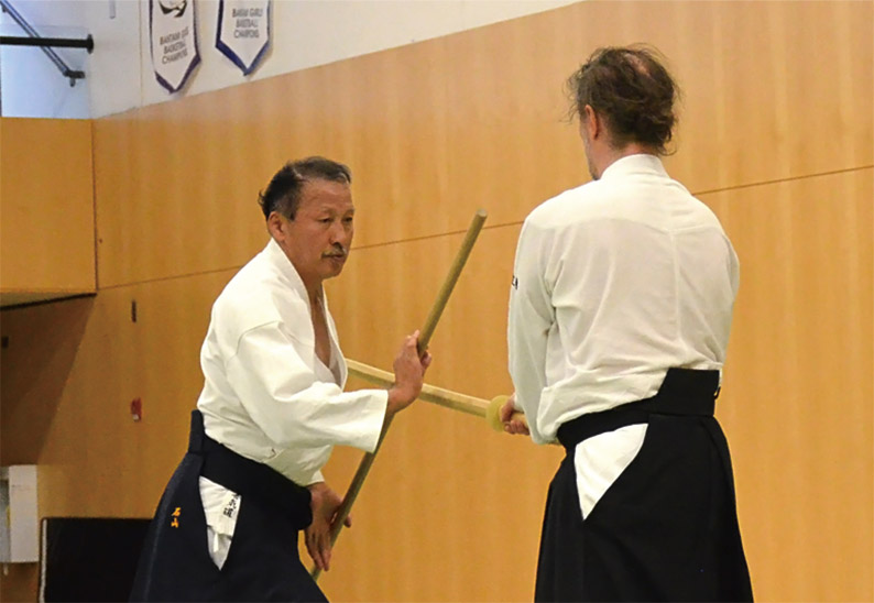 TAIWANfest Performance - Aikido Vancouver